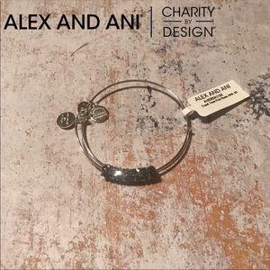 Alex and Ani Tinsel Town Fine Rocks Bangle